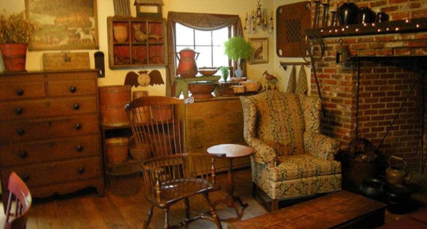 Primitive Country Decorating Ideas Home Design