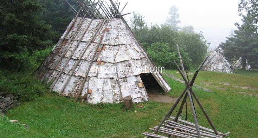 Primitive Houses Can Build Yourself