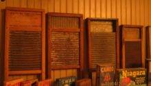 Primitive Passion Decorating Washboard Collection