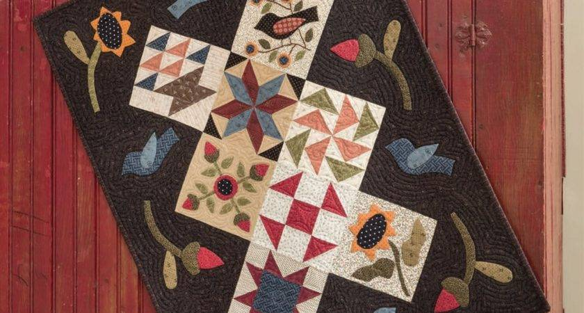Primitive Style Folk Art Quilts Other Finery