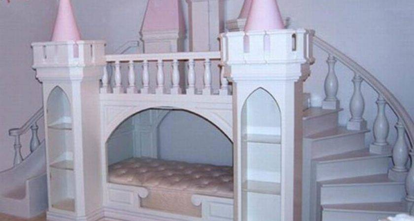 Princess Bunk Bed Feel Home