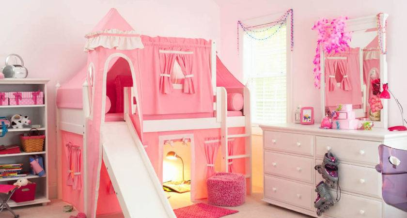 Princess Castle Bed Slide Native Home Garden Design
