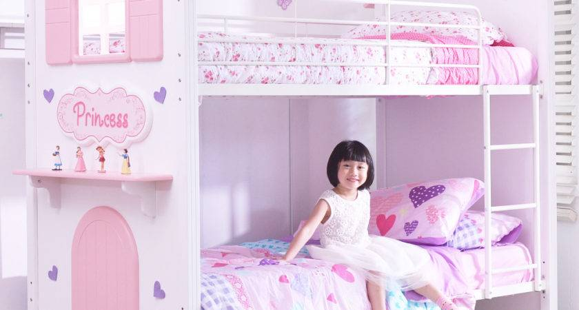 Princess House Bunk Bed