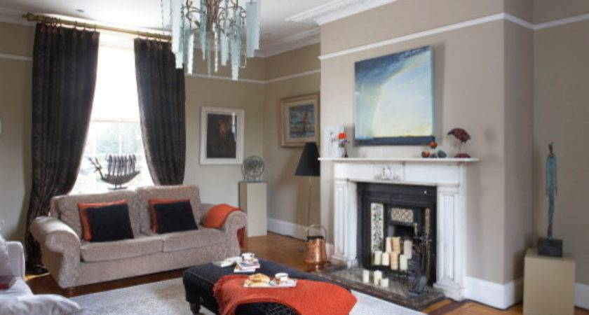 Private Residence Rathgar Traditional Living Room