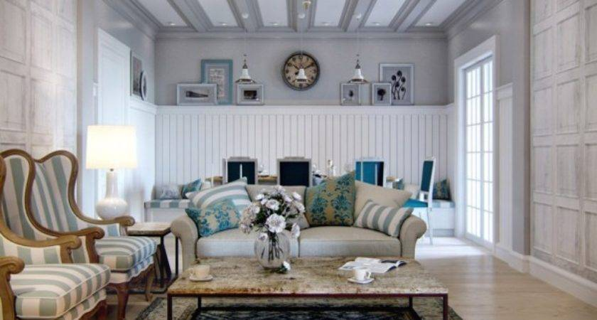 Provence Style Apartment Designs Floor Plans