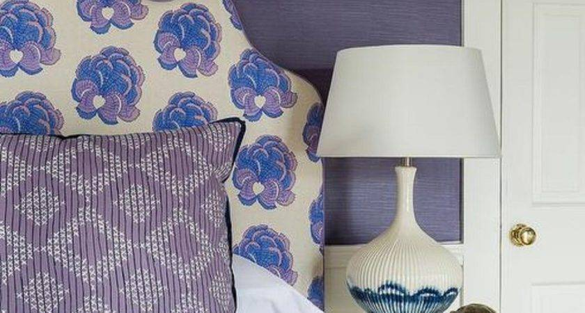 Purple Bedrooms Tips Photos Decorating