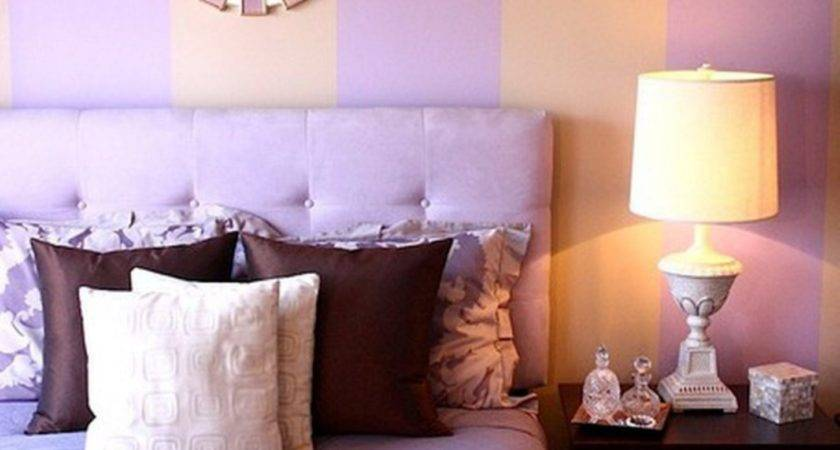 Purple Orange Bedroom Facemasre