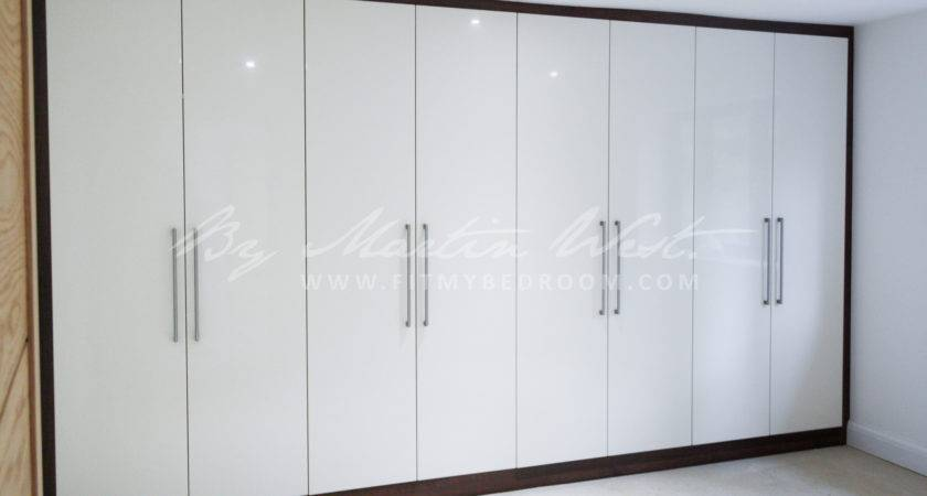 Quality Custom Made Fitted Wardrobes Martin West Interiors