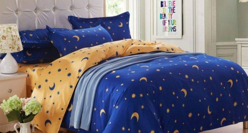 Queen King Twin Bedding Bed Sets Kids Pcs Star