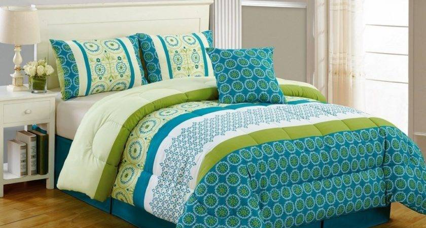Quick Guide Turquoise Bedding Home