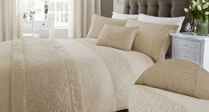 Quilt Duvet Cover Pillowcase Bedding Bed Sets Sequined