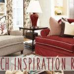 Reader Room Inspiration Decorate Red Couch