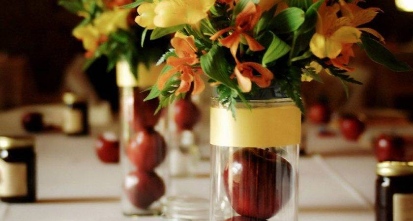 Real Wedding Chastin Andrew Apple Red Fall