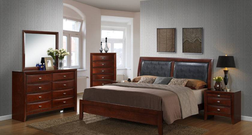 Red Barrel Studio Plumcreek Panel Piece Bedroom Set