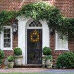 Red Brick Country House Decor Design Exclusive