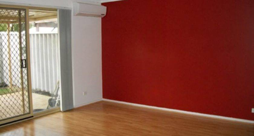 Red Feature Wall Question Home Garden Renovating