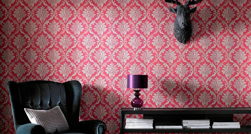 Red Liven Your Living Room