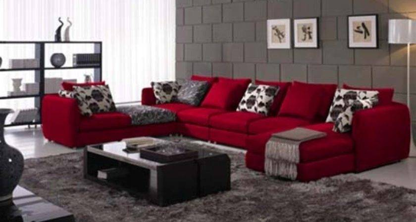 Decorate With Red Furniture