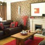 Red Taupe Living Room Housetohome