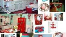 Red Turquoise Kitchen Decoration Ideas Blog