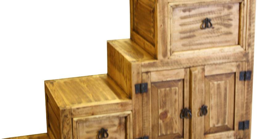 Refinishing Rustic Mexican Pine Furniture Designs