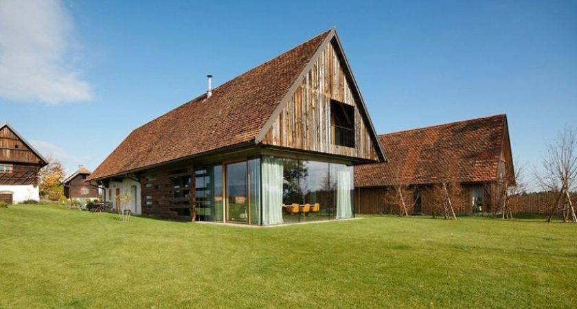 Renovated Barn Turned Into Cozy Modern Home