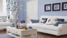 Repair Elegant Living Room Baby Blue Paint