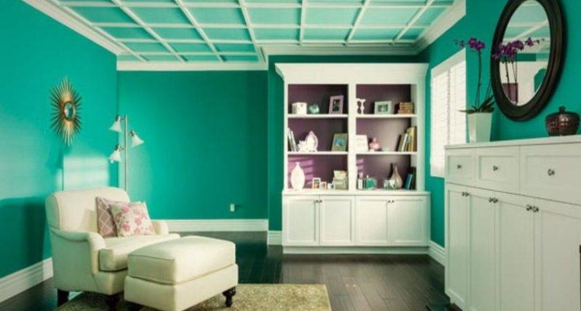 Repairs Teal Bedroom Aqua Color Paint
