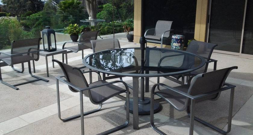 Residential Sling Replacement Coastal Patio Services