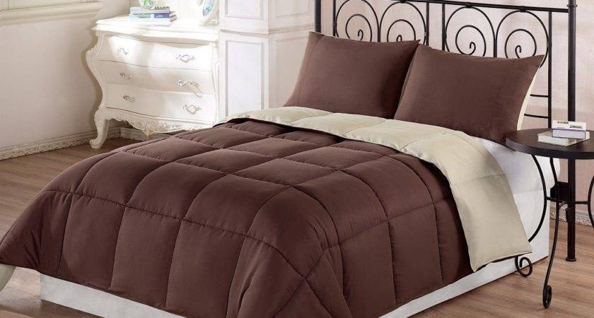 Reversible Comforter Sets Ease Bedding Style