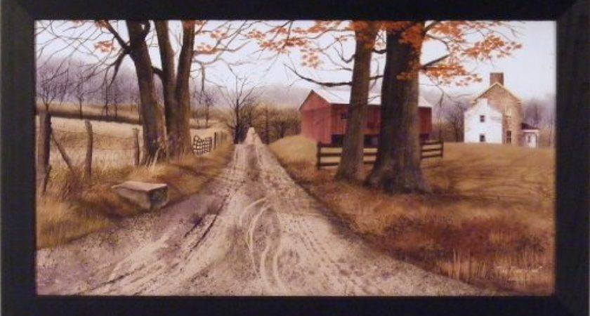 Road Home Billy Jacobs Barn Farm Country
