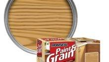 Ronseal Rustic Oak Special Effect Paint Departments
