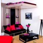 Room Ideas Small Teenage Girl Rooms Using Mirrors