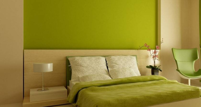 Room Painting Ideas Two Colors Green Home Combo