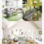 Rooms Color Post Green Grey