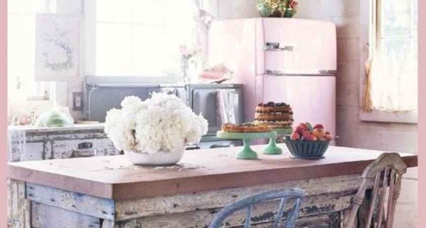 Rooms Inspiration Shabby Chic Cottage Kitchen