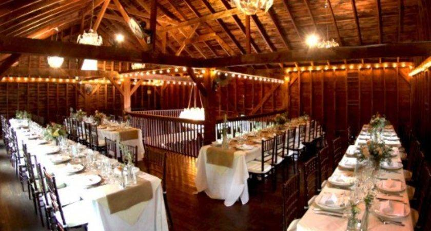 Roxbury Barn Estate New York Venue Report