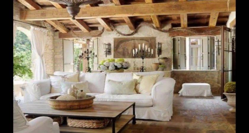Rustic Decorating Ideas Living Rooms