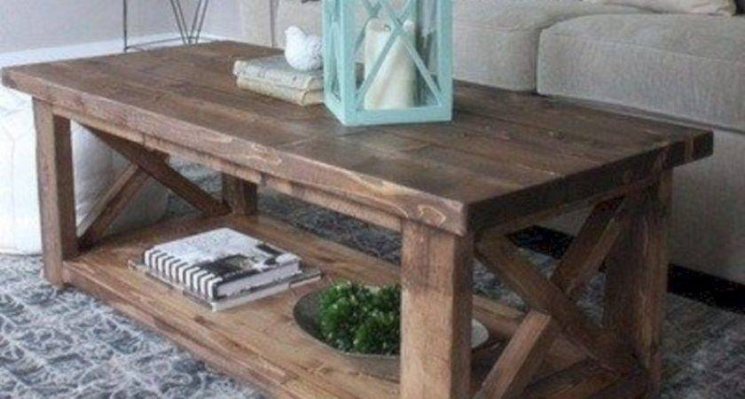 Rustic Furniture Ideas Simple Yet Stylish Home