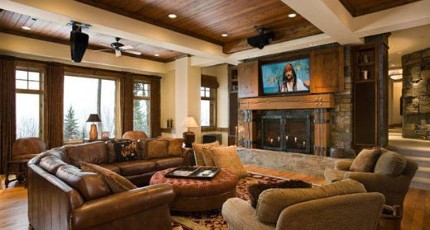 Rustic Interior Design Ideas Your Home Decoration
