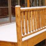 Rustic Lodge Log Timber Furniture Handcrafted