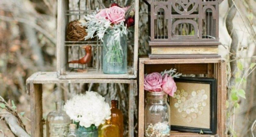 Rustic Shabby Chic Decor Bloggerluv