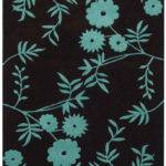 Safavieh Soho Soh Brown Teal Area Rug