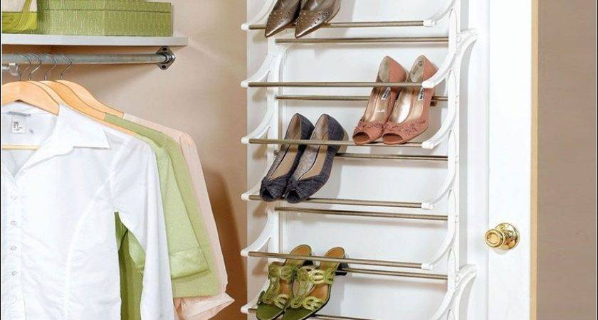Saving Small Closet Spaces Stainless Steel