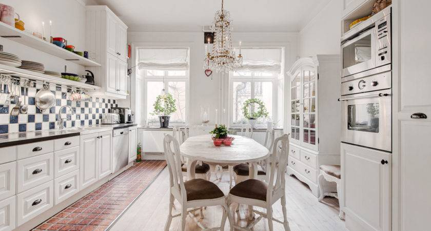 Scandinavian Style Home Greek Twist