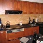 Scenery Kitchen Backsplash