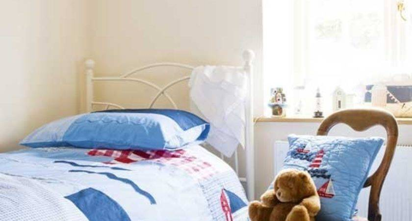 Seaside Theme Kids Bedroom Ideas