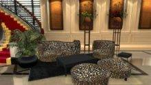 Second Life Marketplace Leopard Living Room Set Boxed