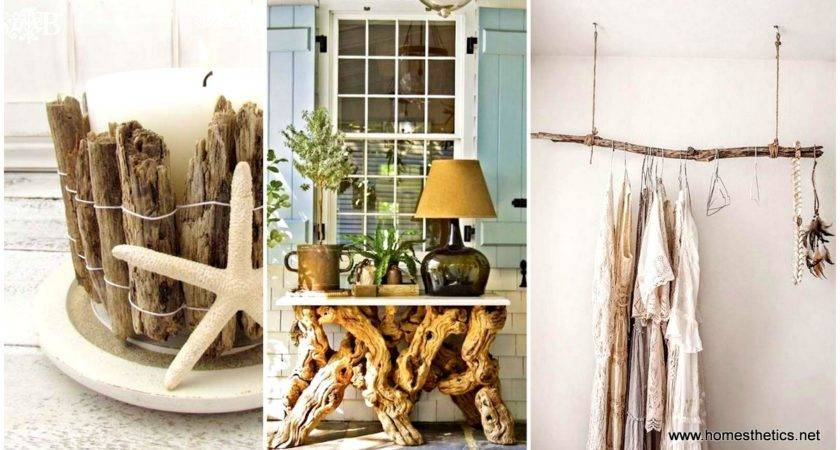 Sensible Diy Driftwood Decor Ideas Transform