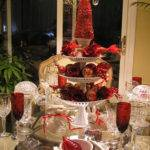 Serenity Design Christmas Tablesettings